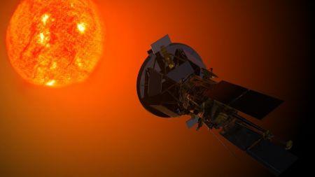 पहिलोपटक सूर्य छुन वैज्ञानिकले उडाए अन्तरिक्षयान