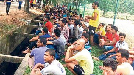 मलेसियामा कार्यरत २ हजार नेपाली श्रमिकद्वारा हडताल फिर्ता