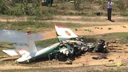 भियतनाममा सैनिक विमान दुर्घटना, दुई चालकको मृत्यु