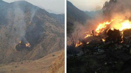 पिआइएको विमान दुर्घटना, ४० जनाको मृत्यु, पहाडी इलाका कारण शव संकलनमा कठिनाइ