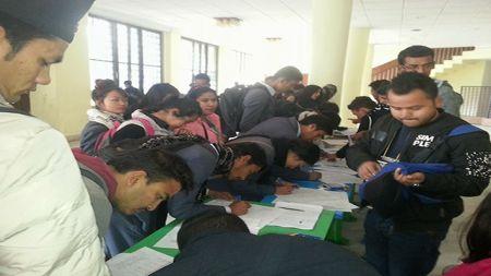 नेपाल अाजकाे युवा लक्षित 'सफल क्यारियर निर्माणका लागि रणनीति' कार्यक्रम प्रज्ञा भवनमा सुरु, तपाई छुट्नु भयो कि ?