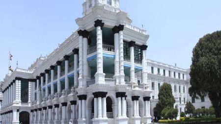 संसद भवन बनाउन खोजिएको पुतली बगैंचा खाली गर्न सेनाले राख्यो शर्त