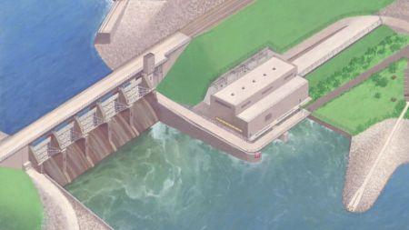 रसुवामा निर्माणाधिन जलविद्युत आयोजनाकाे ७० प्रतिशत काम पूरा