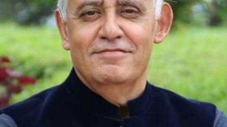 नेकपा नेता भन्छन् : विपीका छोराले हिन्दु राष्ट्रको कुरा उठाउनु आपत्तिजनक