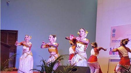 भारतीय दूतावासले मनायो बैशाखी पर्व