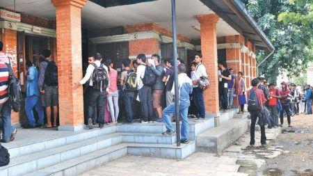 भारत र श्रीलङ्का 'ट्रान्जिट'को रुपमा प्रयोग गर्दा 'नो अब्जेक्सन लेटर' देखाउनु नपर्ने