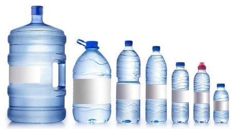 बोतल र जारका पानीमा जीवाणु