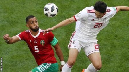 विश्वकप फुटबलः इरानकाे नाटकीय जित