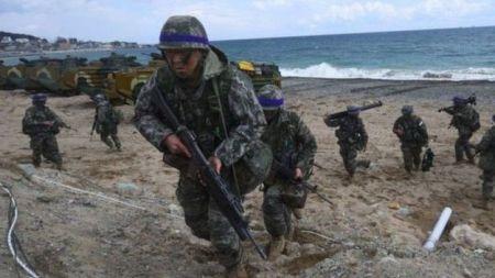 अमेरिका-दक्षिण कोरिया सैन्य अभ्यास अनिश्चितकालका लागि रद्द