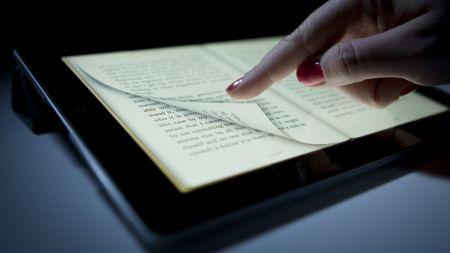 विद्युतीय पुस्तकालयः हेरेर, सुनेर पढ्दा सिकाइमा सुधार