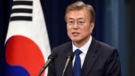 मृतक आरोहीप्रति कोरियाका राष्ट्रपतिद्वारा समवेदना