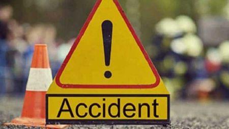 तिलिङ्गाटारमा सवारी दुर्घटना, स्कुटर चालकको मृत्यु