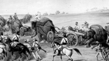 भारतको सिपाही विद्रोह