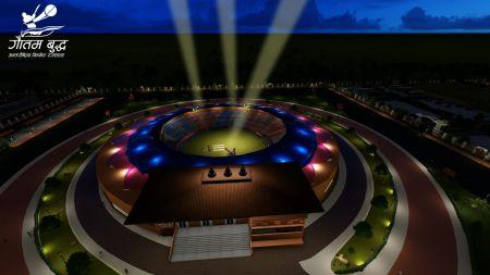 गौतमबुद्ध क्रिकेट रंगशालाका लागि प्रदेश सरकारद्वारा ५ करोड विनियोजन