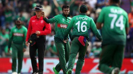 विश्वकप क्रिकेटः सेमिफाइनल पुग्ने बंगलादेशको सम्भावना कायमै