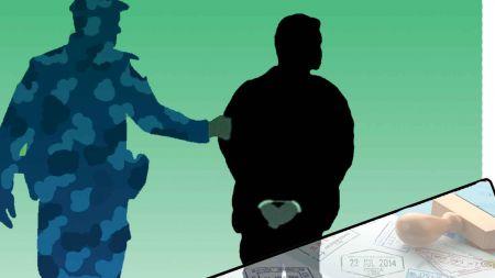 नेपालमा विदेशीको अपराध धन्दा, नौ महिनामा १७५ पक्राउ