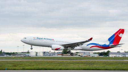 साउदी अरबमा नेपाल एयरलाइन्सको पहिलो पटक चार्टर उडान, नियमित उडानमा जोड
