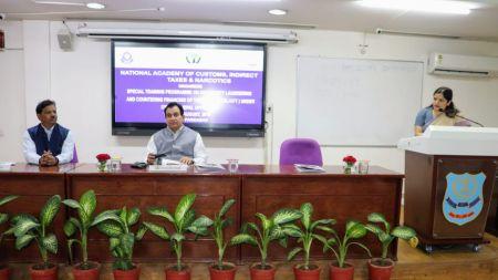 सम्पत्ति शुद्धिकरण र आतंकवादी क्रियाकलापमा लगानीबारेको प्रशिक्षण भारतमा सुरु