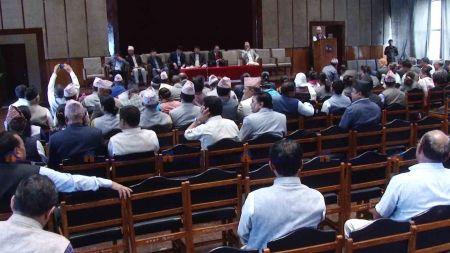 नेकपा संसदीय दलको बैठक : जनप्रतिनिधिको हैसियतमा काम गर्न प्रधानमन्त्रीको निर्देशन