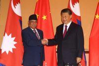 'बिआरआईमा हस्ताक्षर गरी नेपाल र चीन बीचको सम्बन्धमा नयाँ युगको सुरुवात'