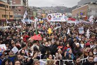 मूल्यवृद्धिको विरोध गर्दै चिलीमा हिंसात्मक प्रदर्शन