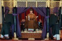 भव्य समारोहकाबीच जापानका सम्राट नारुहितोद्वारा राजगद्दी आरोहण
