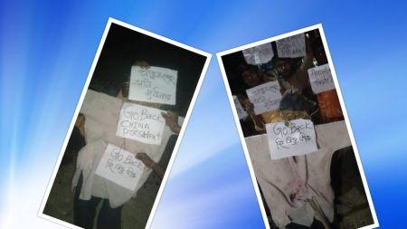 ३६ हेक्टर नेपाली जग्गा अतिक्रमणपछि गुञ्जियाे 'गाे ब्याक चाइना' काे नारा