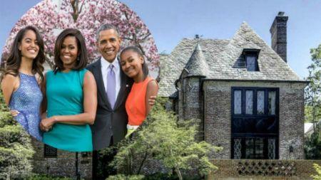 यस्तो छ बराक ओबामाले किनेको नयाँ घर (फोटोफिचर)