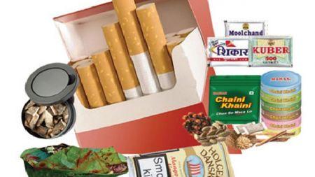धूमपान तथा सुर्तीजन्य पदार्थमा प्रतिव्यक्ति वार्षिक साढे १२ हजार खर्च