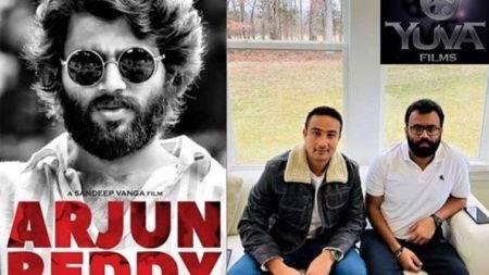 तेलुगू फिल्म 'अर्जुन रेड्डी' को नेपाली रिमेक भर्सन बन्ने