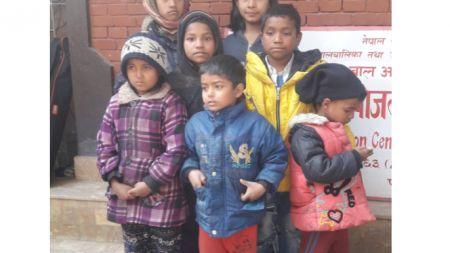 कुटपिट र यातना भएपछि बालगृहबाट भागेका बालबालिकाको उद्धार