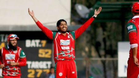 स्टर्न रिजन कपः ओमानले माल्दिभ्सलाई १० विकेटले हरायो