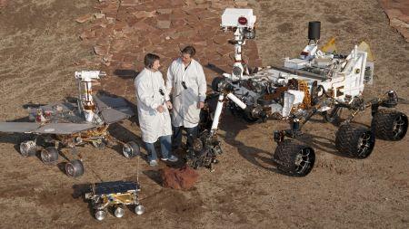 चीनले मंगल भूमिमा रोभर अवतरण गर्दै, यस्ता छन् राेभर डिजाइन (तस्बिरसहित)