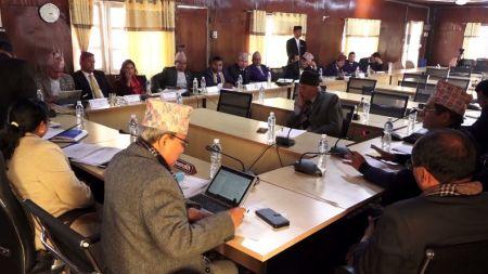 सीमा नाका बन्द गर : संसदीय समिति