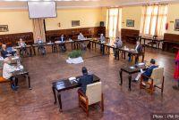 सकियो नेकपा सचिवालय बैठक, एमसीसी सम्झौताबारे गर्यो यस्तो निर्णय