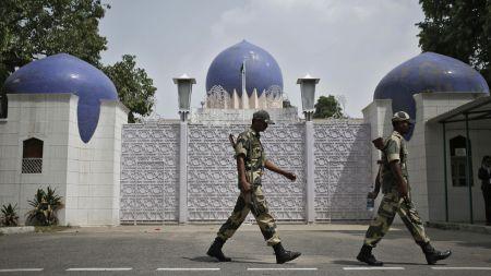 दिल्लीस्थित पाकिस्तानी दूतावासका दुई कर्मचारीलाई देश निकाला
