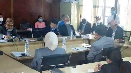प्रहरीभित्र 'दलित सेल' खोल्न गृहमन्त्रालयलाई संसदीय समितिको निर्देशन