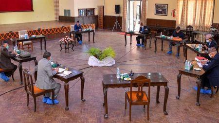 ओली विना किन वस्न सक्दैन नेकपा सचिवालय वैठक ?
