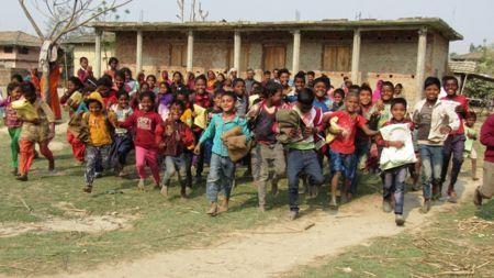 मुसहर समुदायका बालबालिका शिक्षामा आकर्षित