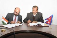 भारतीय सहयोगमा २५ वटा स्वास्थ्य चौकी पुनरनिर्माणका लागि सम्झौता