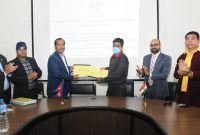 तीन वटा सांस्कृतिक सम्पदाको पुनर्निर्माणका लागि नेपाल र भारतविच सम्झौता