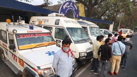 भारतमा कोरोनाको कहर,दाह संस्कारको लागि समेत घण्टौ कुनुपर्ने अवस्था
