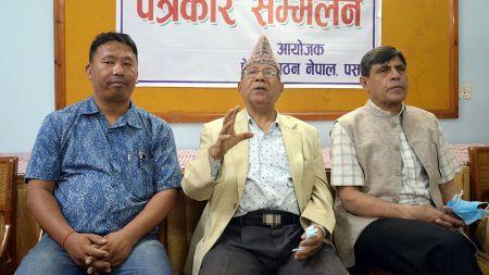 एकले अर्कालाई निषेध गर्ने प्रवत्तिले कहीँ पुगिदैनः नेता नेपाल