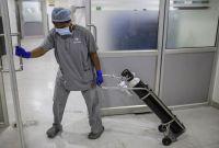 भारतमा कोरोना संक्रमण बढेसंगै अक्सिनको आभाव