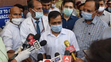 दिल्लीमा अक्सिजन रेमेडेभिसर औषधिको अभाव:केजरिवाल