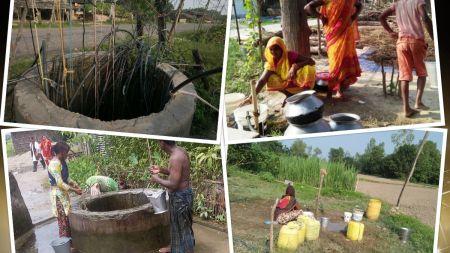 मासिदै वन जंगल ,नारामै सिमित चुरे बचाउ योजना ,उत्तरी भेगका जनता भोग्दै खानेपानीको समस्या