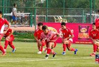 नेपाली फुटबल टोली आउँदो साता इराक जाने