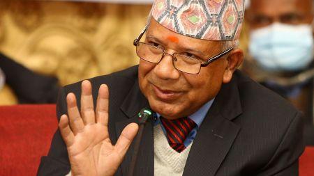 माधव नेपाललाई लाग्यो अपहरणको आरोप