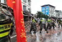 चीनको सिचुआनमा भूकम्प : तीनको मृत्यु, ६० घाइते