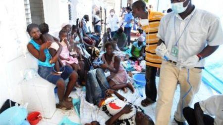 हैजाबाट नाइजेरियामा ३२९ को मृत्यु